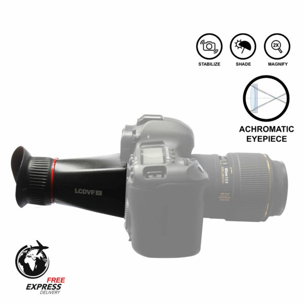 camera viewfinder lcdvf kinotehnik 3c
