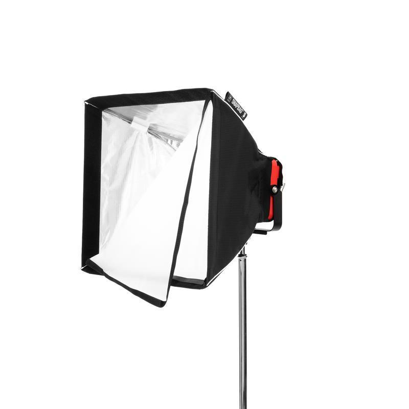 kinotehnik practilite802 practilite 802 ledpanel led panel dmx weatherproof location lights outdoors batteryoperated v-lock softbox dopchoice