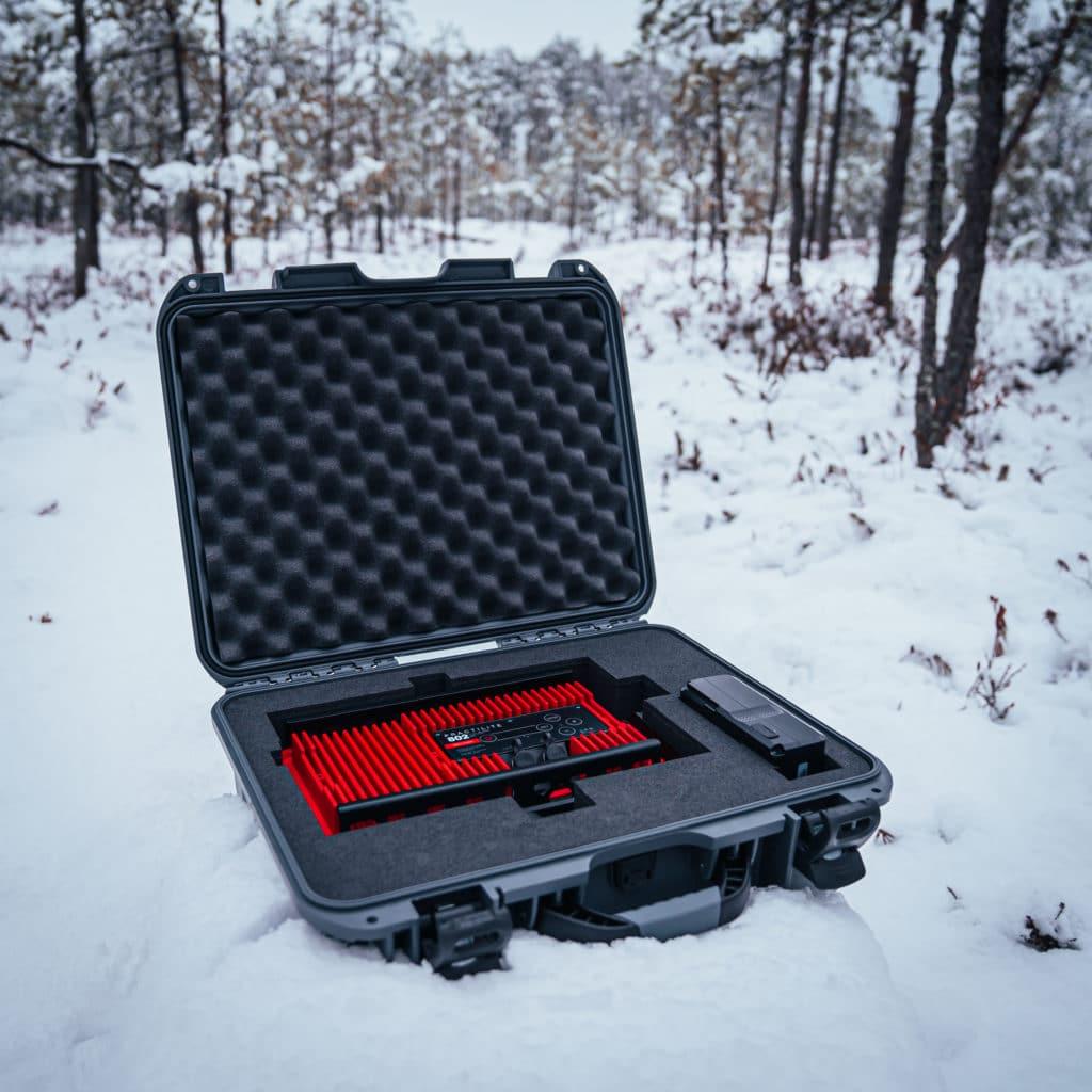 nanuk930 case graphite practilite kinotehnik led 802