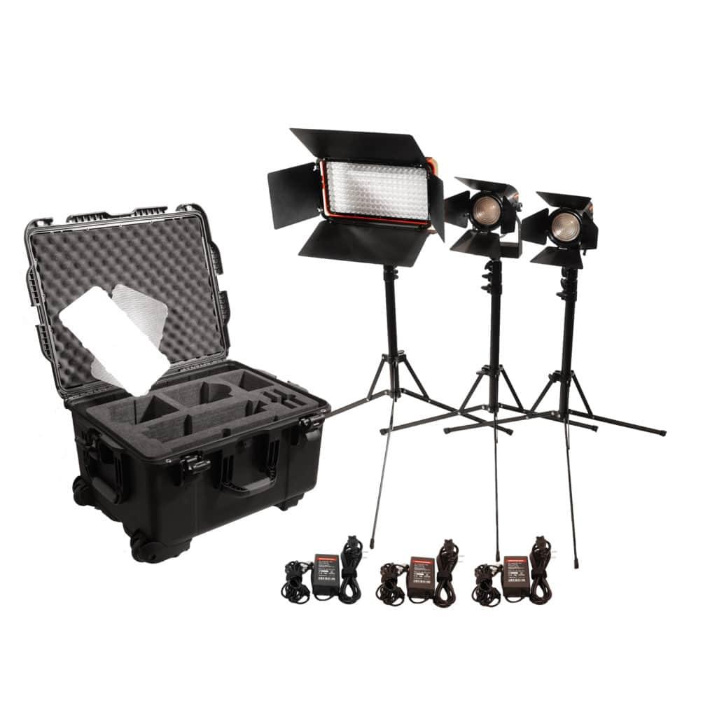 kinotehnik kit location lights practilite practilite802 practilite602