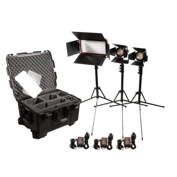 kinotehnik kit location lights practilite practilite802 practilite602