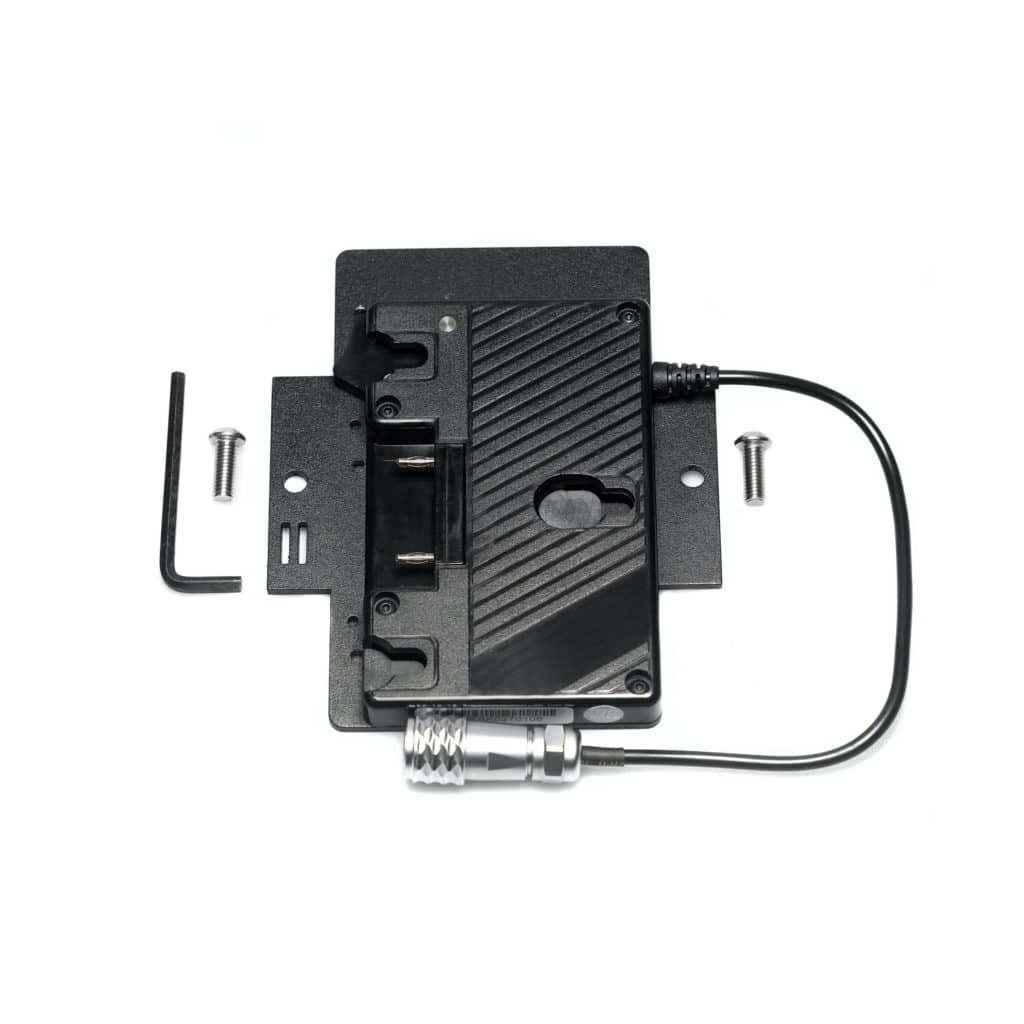 Weatherproof Practilite 802 LED panel battery