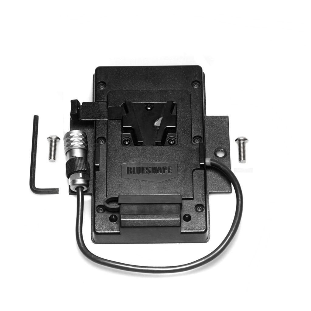 kinotehnik practilite802 practilite 802 ledpanel led panel dmx weatherproof location lights outdoors batteryoperated v-lock blueshape