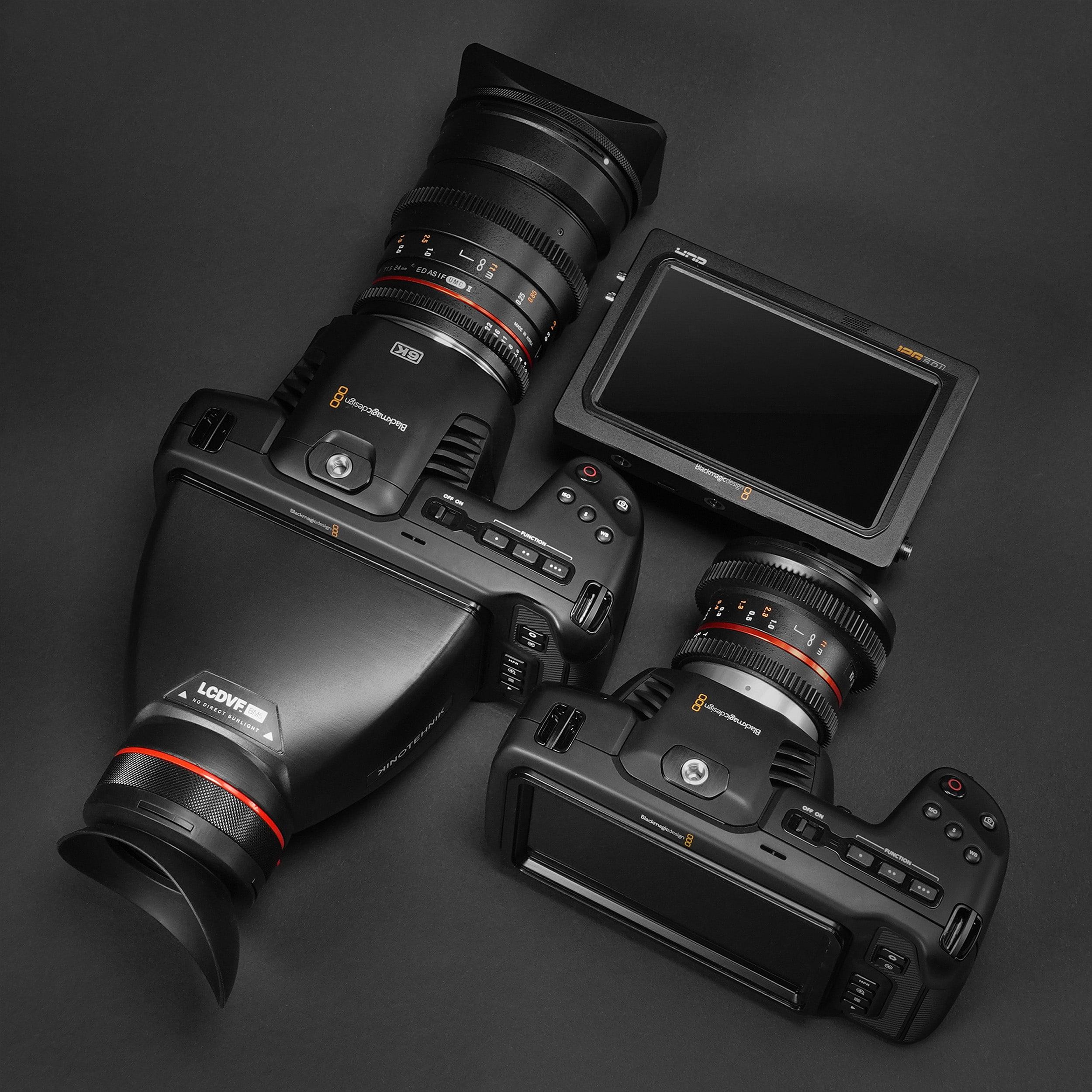 Lcdvf Bm5 Optical Viewfinder Kinotehnik Com