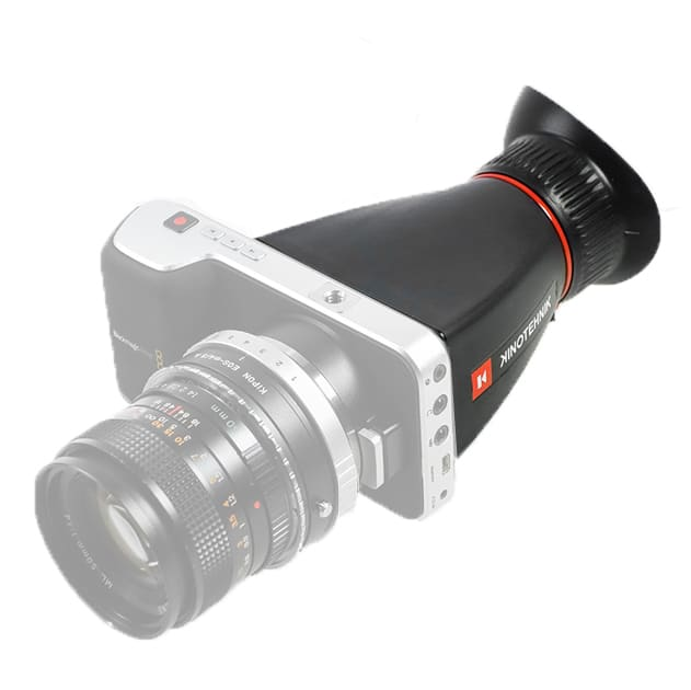 blackmagic pocket camera viewfinder kinotehnik