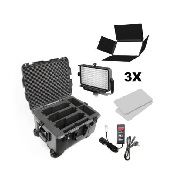 Practilite 803 KIT LED panel Kinotehnik