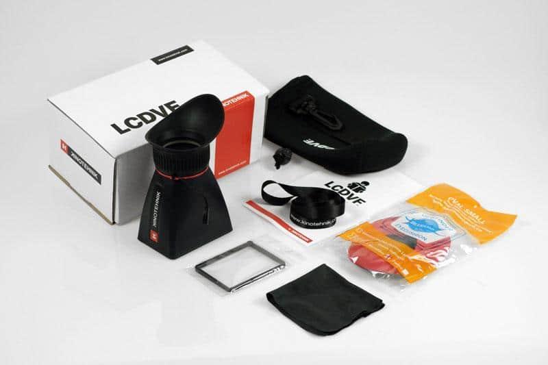 lcdvf kinotehnik viewfinder optical camera