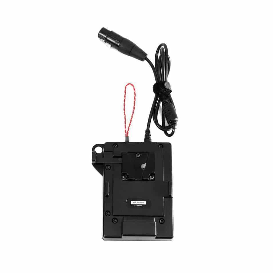V-lock battery plate for Practilite Fresnel LED