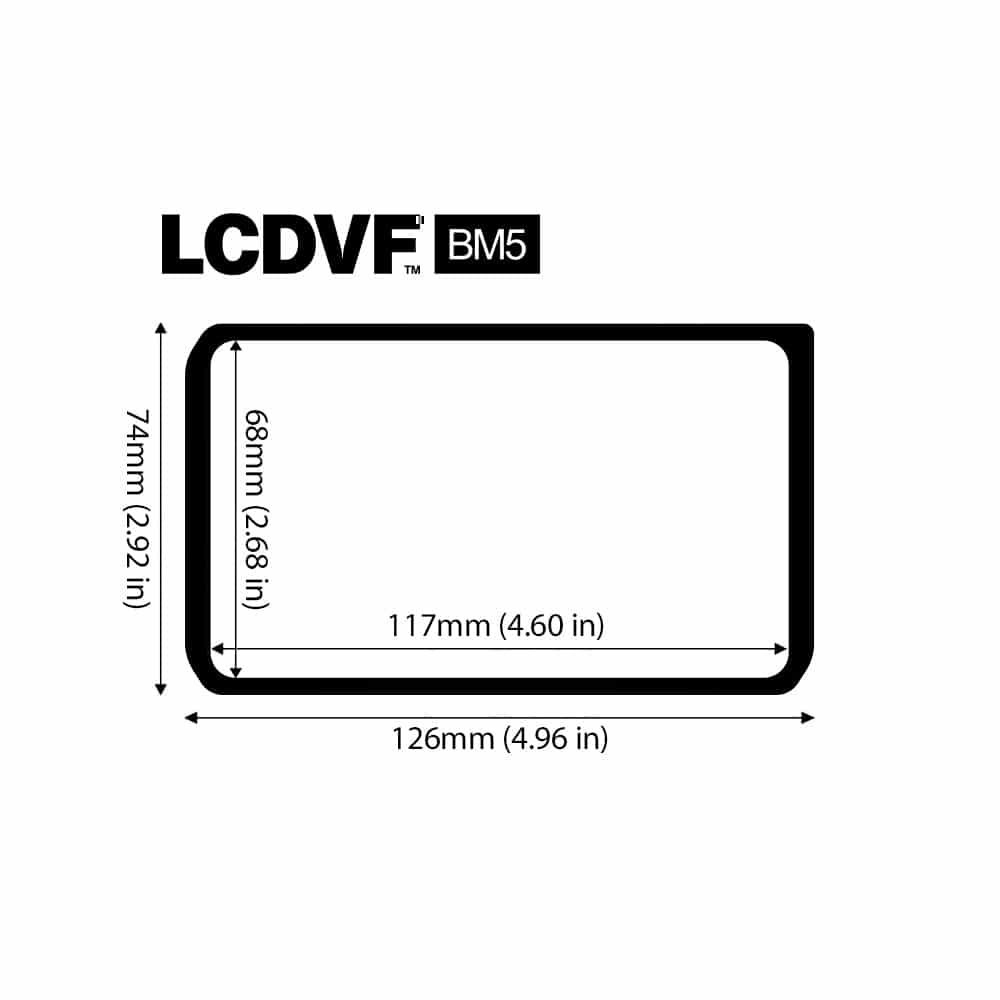 lcdvf kinotehnik optical viewfinder camera