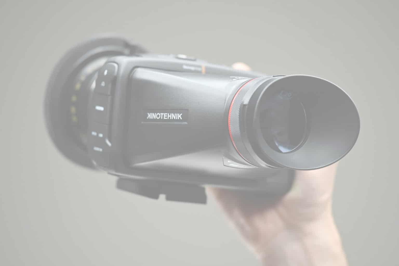 LCDVFBM5 LCDVF Viewfinder BlackMagic 4K and 6K sun hood screen video BMPCC 4K 6K review