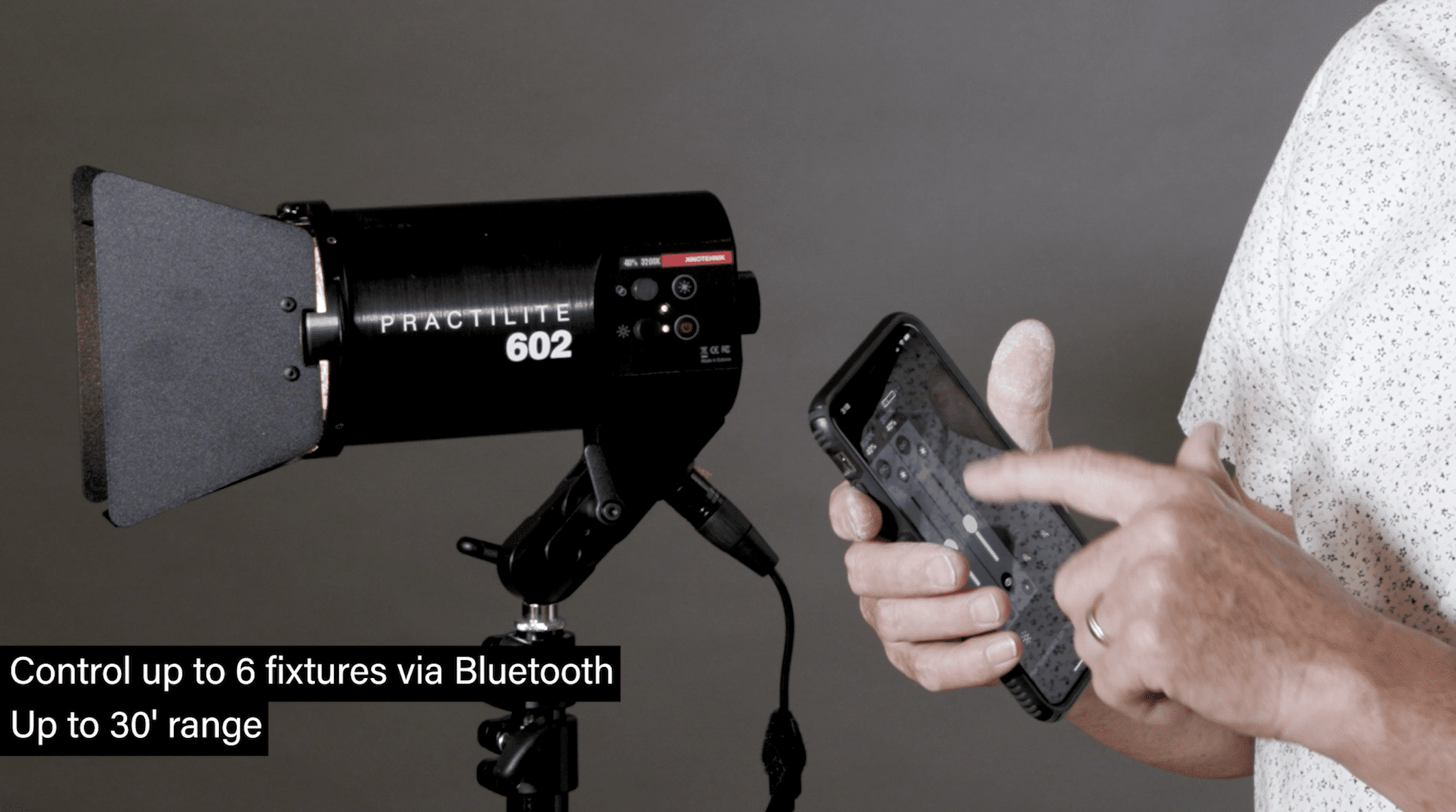 slanted lens practilite lighting study kinotehnik led lighting video photo