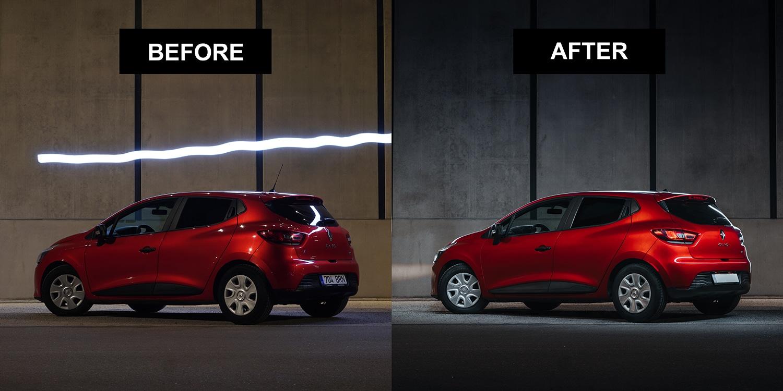 lightpainting kinotehnik car photography practilite ledpanel powerful