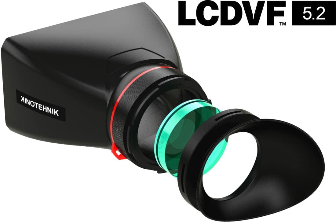 BMPCC4K BMPCC6K Optical Viewfinder LCDVFBM5 KINOTEHNIK SMALLHD Monitor Accessory TILTAING